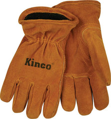 Kinco International - Lined Suede Cowhide Glove (Case of 6 )
