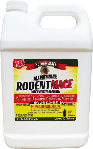 Natures Mace - Rodent Repellent  Concentrate
