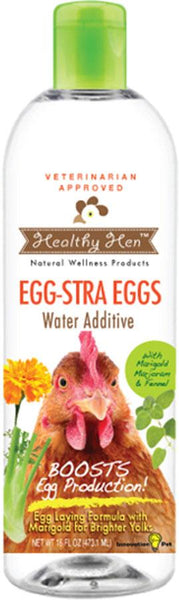 Innovation Pet - Poultry - Healthy Hen Egg-stra Eggs Water Additive