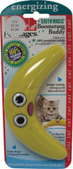 Petstages-Green Magic Boomerang Buddy