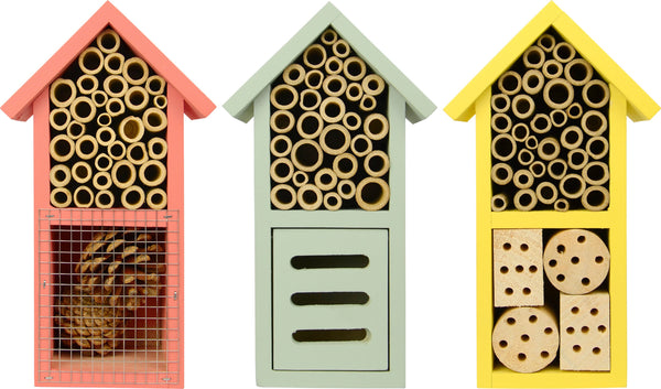 Natures Way Bird Prdts - Nature's Way Dual Chamber Insect House (Case of 6 )