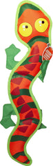 Petstages - Fire Biterz Exotic Lizard Durable Fire Hose Toy