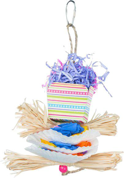 Prevue Pet Products Inc - Prevue Dessert Delights Bird Toy