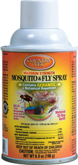 Zep Commercial Sales   D - Country Vet Maximum Strength Mosquito & Fly Spray