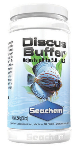 Seachem Laboratories Inc - Discus Buffer