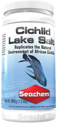 Seachem Laboratories Inc - Cichlid Lake Salt