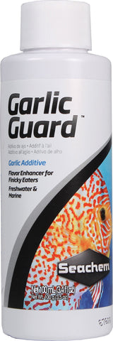 Seachem Laboratories Inc - Garlic Guard Flavor Enhancer