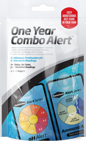 Seachem Laboratories Inc - Alerts Combo Pack