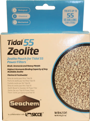 Seachem Laboratories Inc - Tidal Zeolite