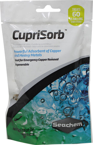 Seachem Laboratories Inc - Cuprisorb Bag