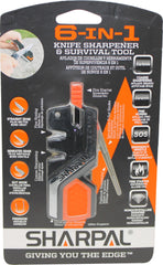 Sharpal Inc. - 6-in-1 Knife Sharpener & Survival Tool