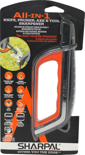 Sharpal Inc. - All-in-1 Knife Pruner And Tool Sharpener