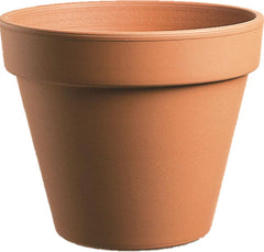 Southern Patio - Standard Clay Pot (Case of 8 )