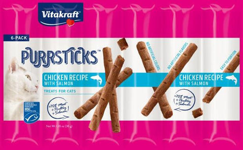 Vitakraft Pet Prod Co Inc - Purrsticks Cat Treat