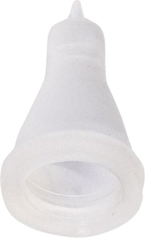 Tuff Stuff Products Inc - Clear Snap On Nipple
