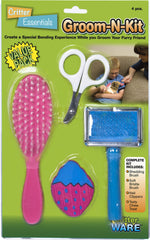 Ware Mfg. Inc. Bird/sm An - Groom-n-kit For Small Animals