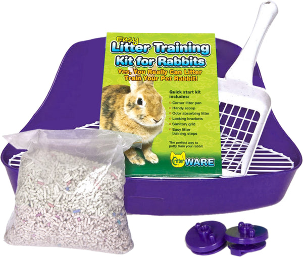 Ware Mfg. Inc. Bird/sm An - Litter Training Kit For Rabbits