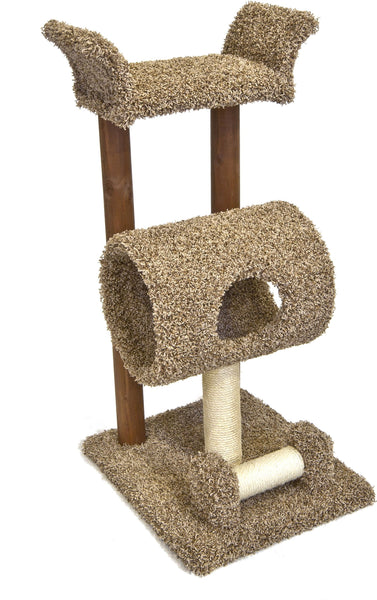 Ware Mfg. Inc.  Dog/cat - Catware Lounge Around-n-scratch Xl Cat Furniture
