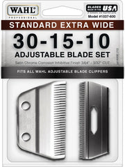 Wahl Clipper Corporation - Blade Extra Wide Adjustable 30-15-10 Replacement