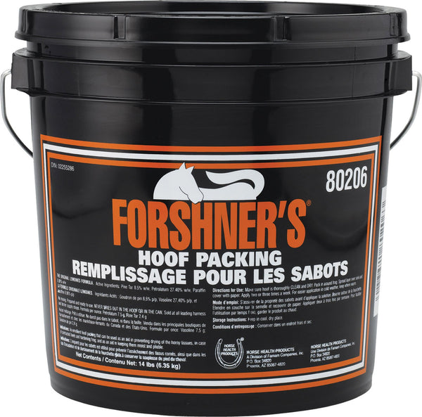Farnam Co (equicare) - Forshner's Medicated Hoof Packing