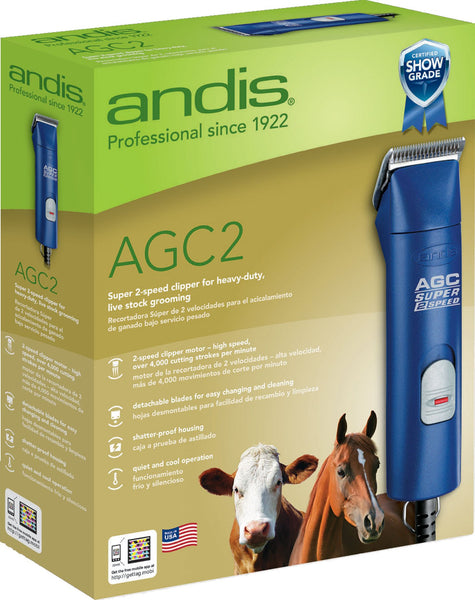 Andis Company - Agc2 Super 2-speed Horse Clipper