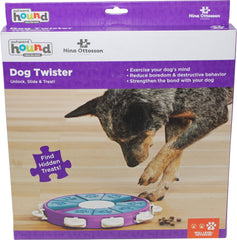 Petstages - Dog Twister Puzzle Dogs Need A Challenge Level 3