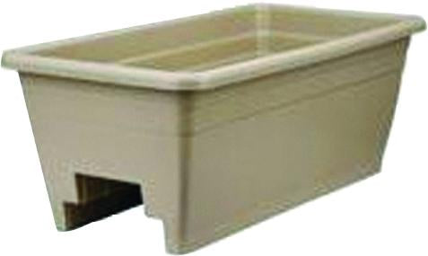 Hcc Retail - Deck Rail Box Planter