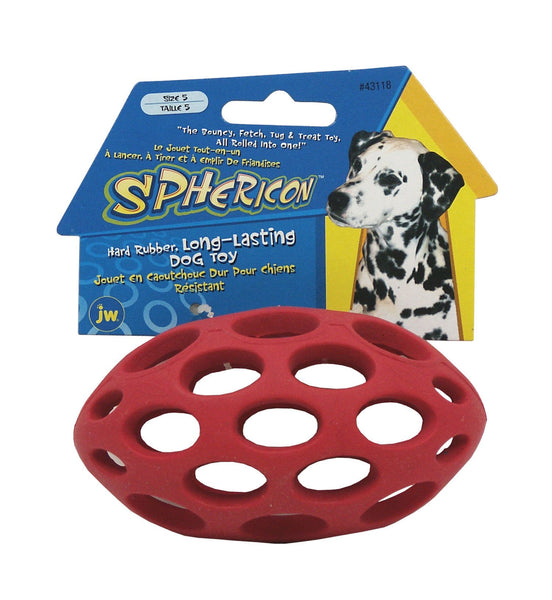 Jw - Dog/cat - Sphericon Dog Toy