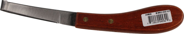 Partrade          P - Wide Single Blade Hoof Knife - Right Handed