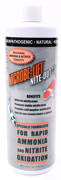Ecological Laboratories - Microbe-lift Nite-out Ii