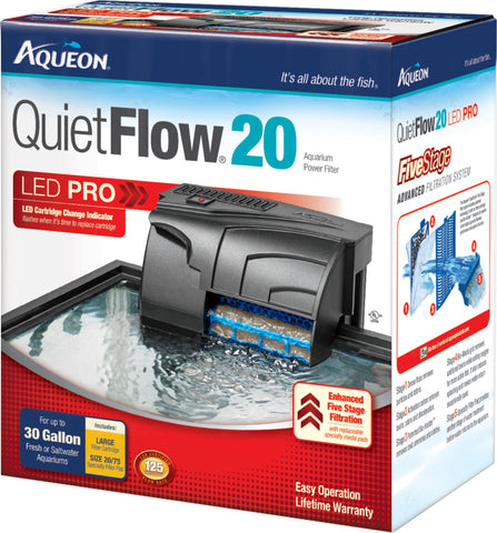 Aqueon Products-supplies - Aqueon Quietflow 20 Filter