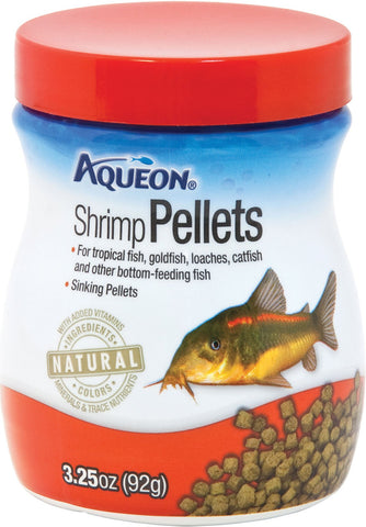 Aqueon Products-supplies - Aqueon Shrimp Pellets