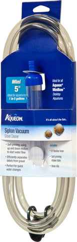 Aqueon Products-supplies - Siphon Vacuum Gravel Cleaner