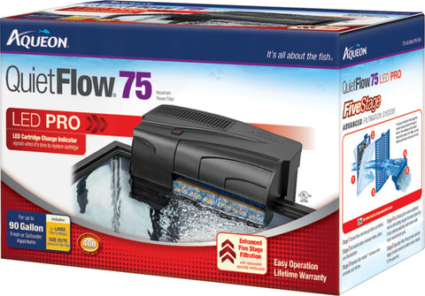 Aqueon Products-supplies - Aqueon Quietflow 55/75 Filter