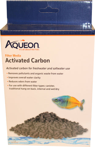 Aqueon Products-supplies - Quietflow Activated Carbon