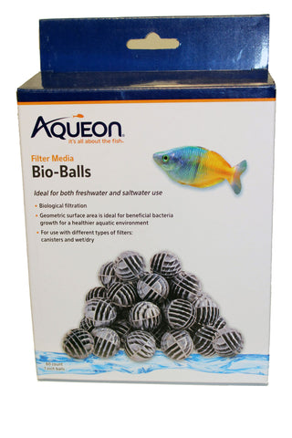 Aqueon Products-supplies - Quietflow Bio Balls