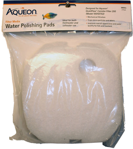 Aqueon Products-supplies - Quietflow Water Polishing Pad