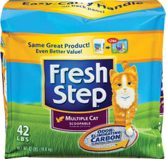 Clorox Petcare Products - Fresh Step Multi-cat Clumping Litter