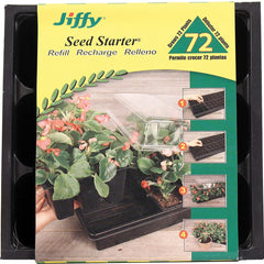 Jiffy/ferry Morse Seed Co - Seed Starter Refill Cells