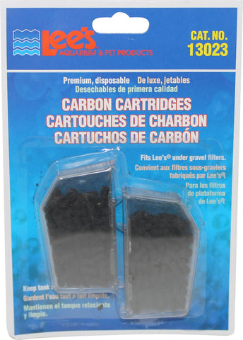 Lee's Aquarium & Pet - Premium Carbon Cartridge Disposable