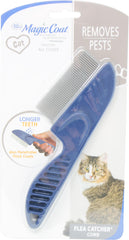 Four Paws Products Ltd - Long Tooth Flea Catcher Comb For Cat