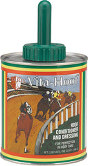 Farnam Co - Vitaflex - Vita-hoof Conditioner With Brush For Horses