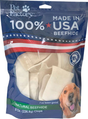Pet Factory Inc - Usa Beefhide Chips