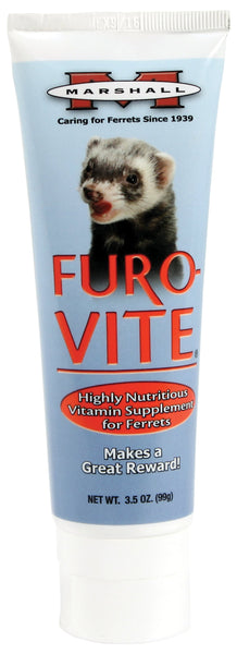 Marshall Pet Products - Furo-vite Vitamin Supplement For Ferrets