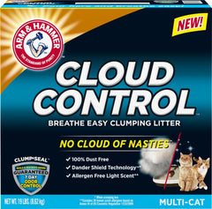 Church & Dwight Co Inc - Ah Cloud Control Breathe Easy Clumping Litter