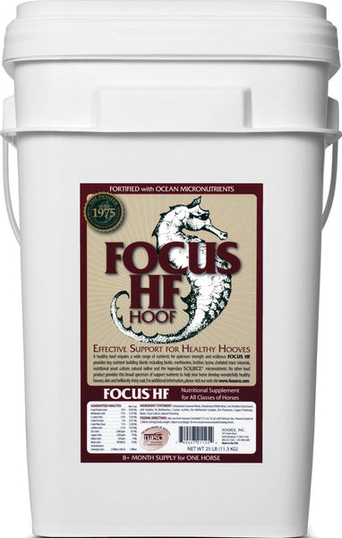Source Inc - Focus Hf Hoof Micronutrient For Horses