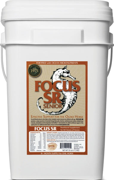 Source Inc - Focus Sr Micronutrient For Senior Horses