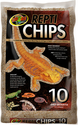 Zoo Med Laboratories Inc - Repti Chips