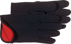 Boss Manufacturing     P - Fleece Lined Jersey Glove (Case of 12 )