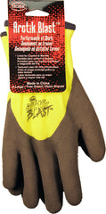 Boss Manufacturing     P - Arctik Blast High-vis Textured Latex Palm (Case of 12 )